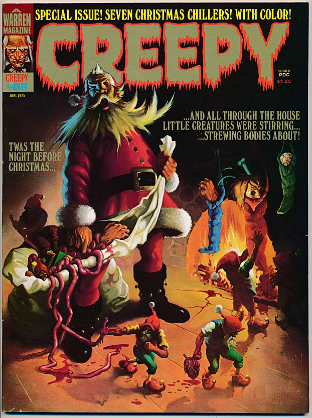 Creepy Magazine 68 -VFNM