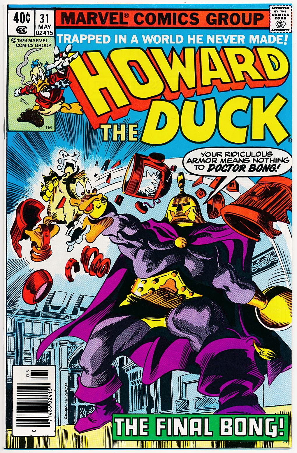 Howard The Duck 31 --NM