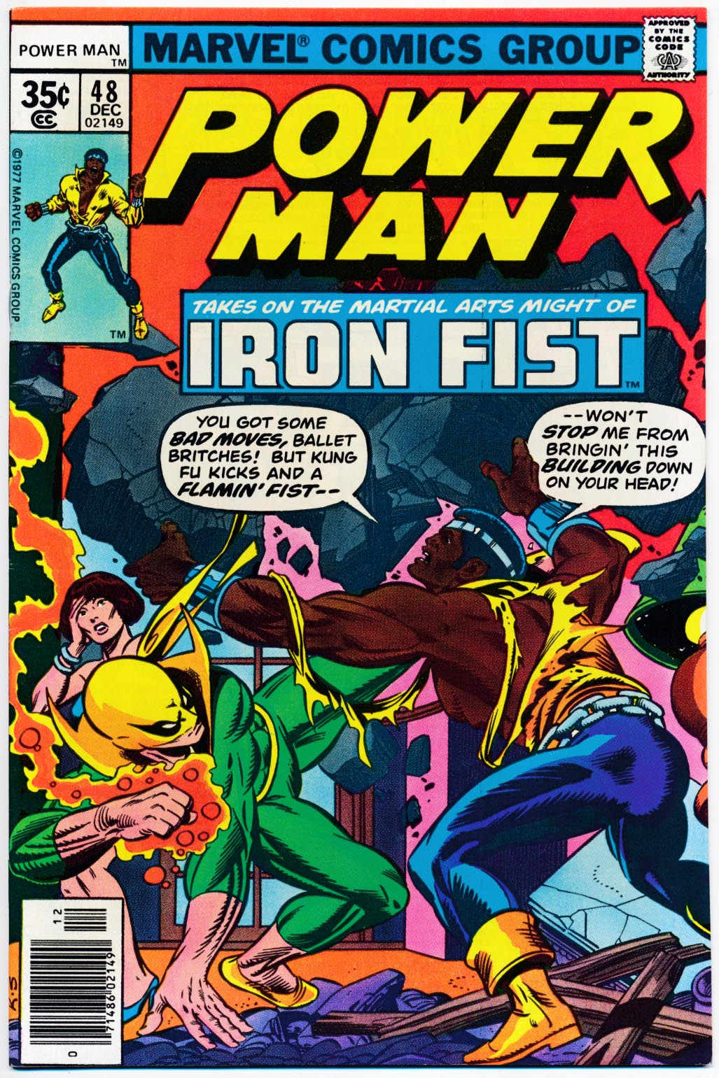 Power Man 48