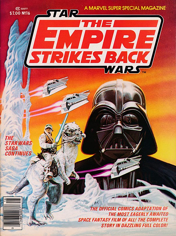Star Wars The Empire Strikes Back Magazine