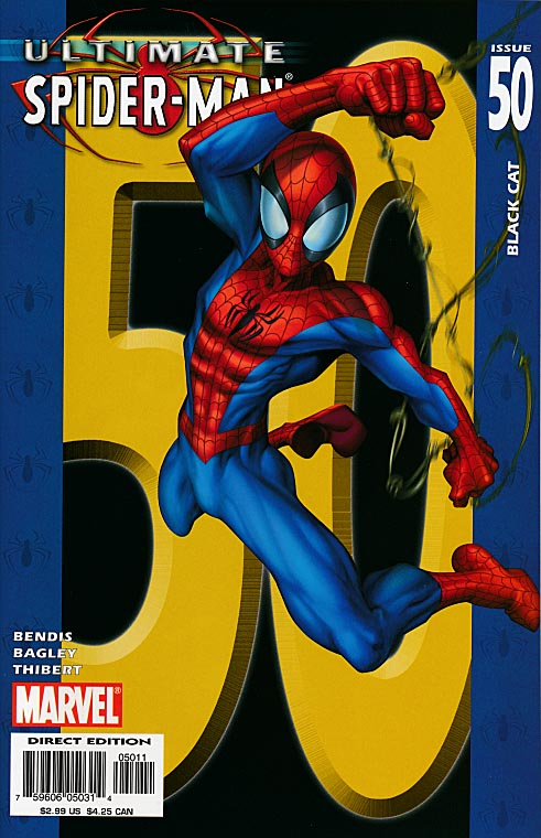 Ultimate Spider-Man 50