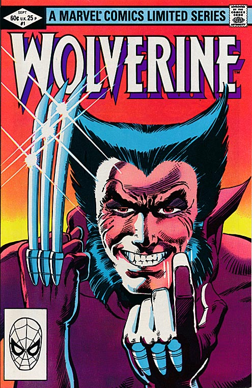 Wolverine vol 1 - 1 (of 4 )