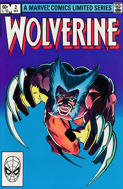 Wolverine vol 1 - 2 (of 4 ) -NM