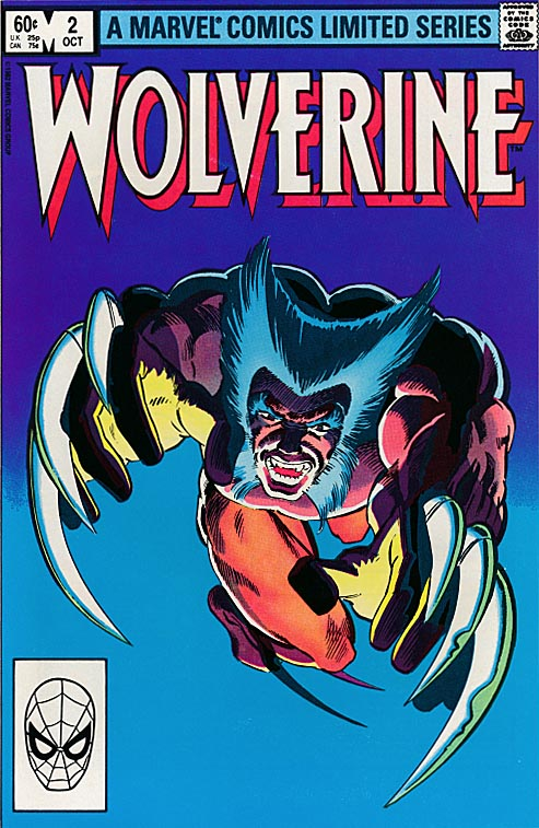 Wolverine vol 1 - 2 (of 4 ) -VFNM