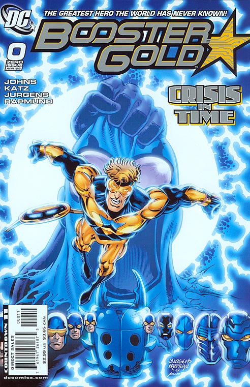 Booster Gold vol 2 - 0
