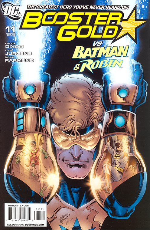 Booster Gold vol 2 - 11