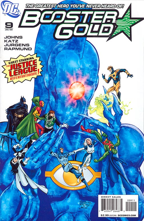 Booster Gold vol 2 - 9