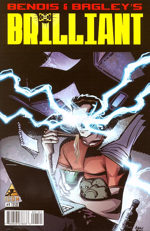 Brilliant 1 ( 1 in 15 Incentive Oeming Variant)