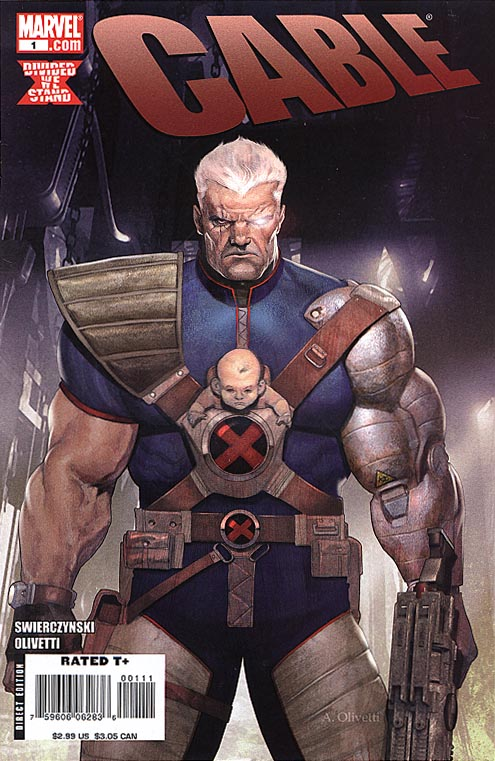 Cable vol 2 - 1