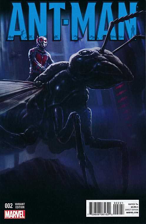 Ant-Man 2 ( 1 in 15 Movie Variant)