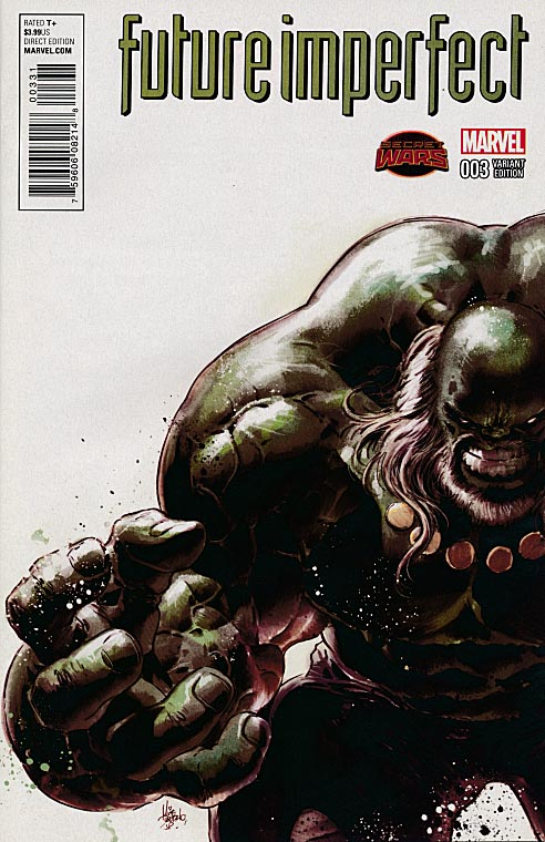 Future Imperfect 3 ( 1 in 25 Mike Deodato Variant)
