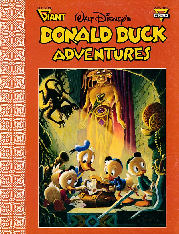 Gladstone Comic Album Special 5 (Giant Donald Duck Adventures)
