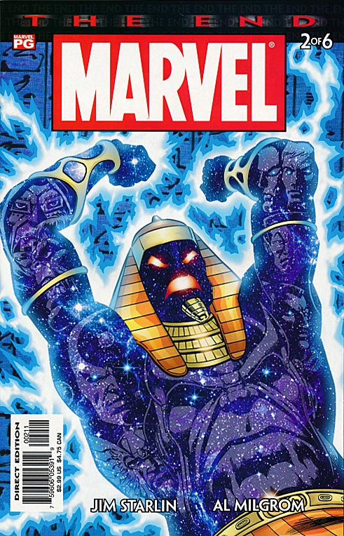 Marvel The End 2 (of 6 )