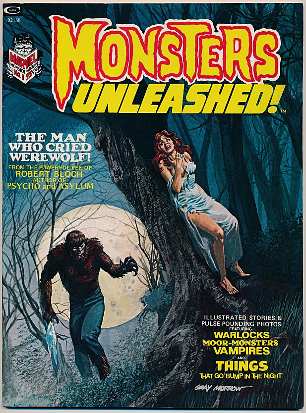 Monsters Unleashed 1 -VFNM