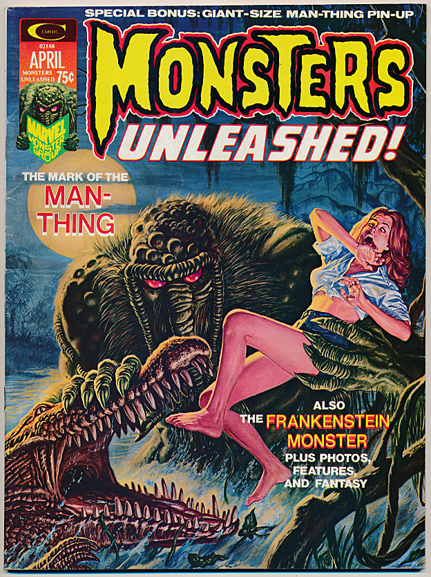 Monsters Unleashed 5 -VF