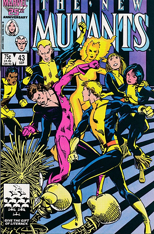 New Mutants 43 --VF