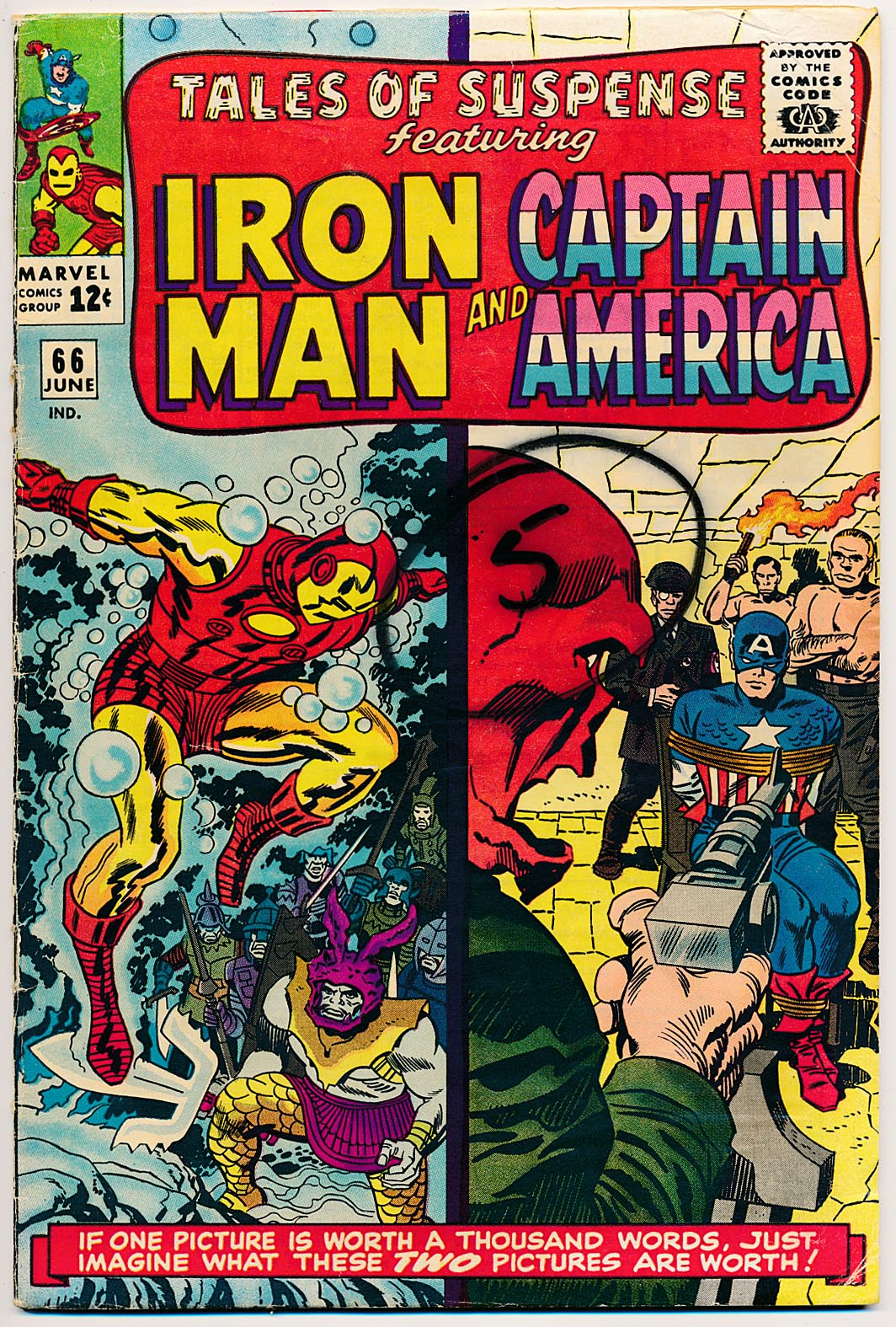 Tales Of Suspense 66 -G
