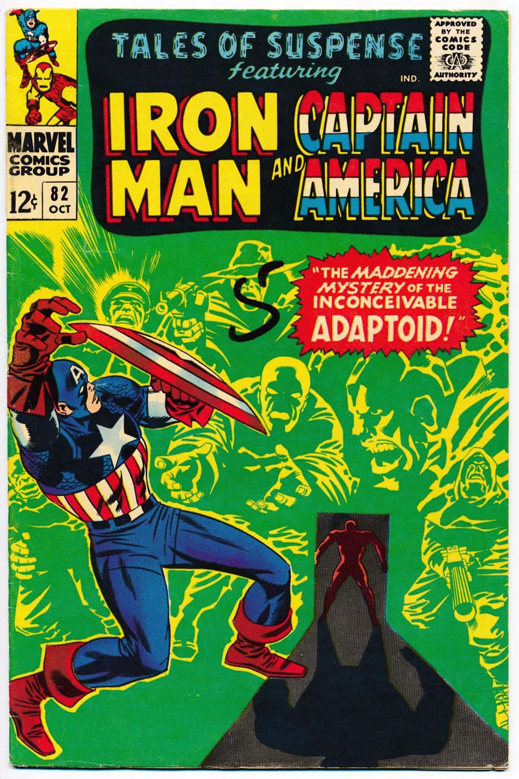 Tales Of Suspense 82 -G