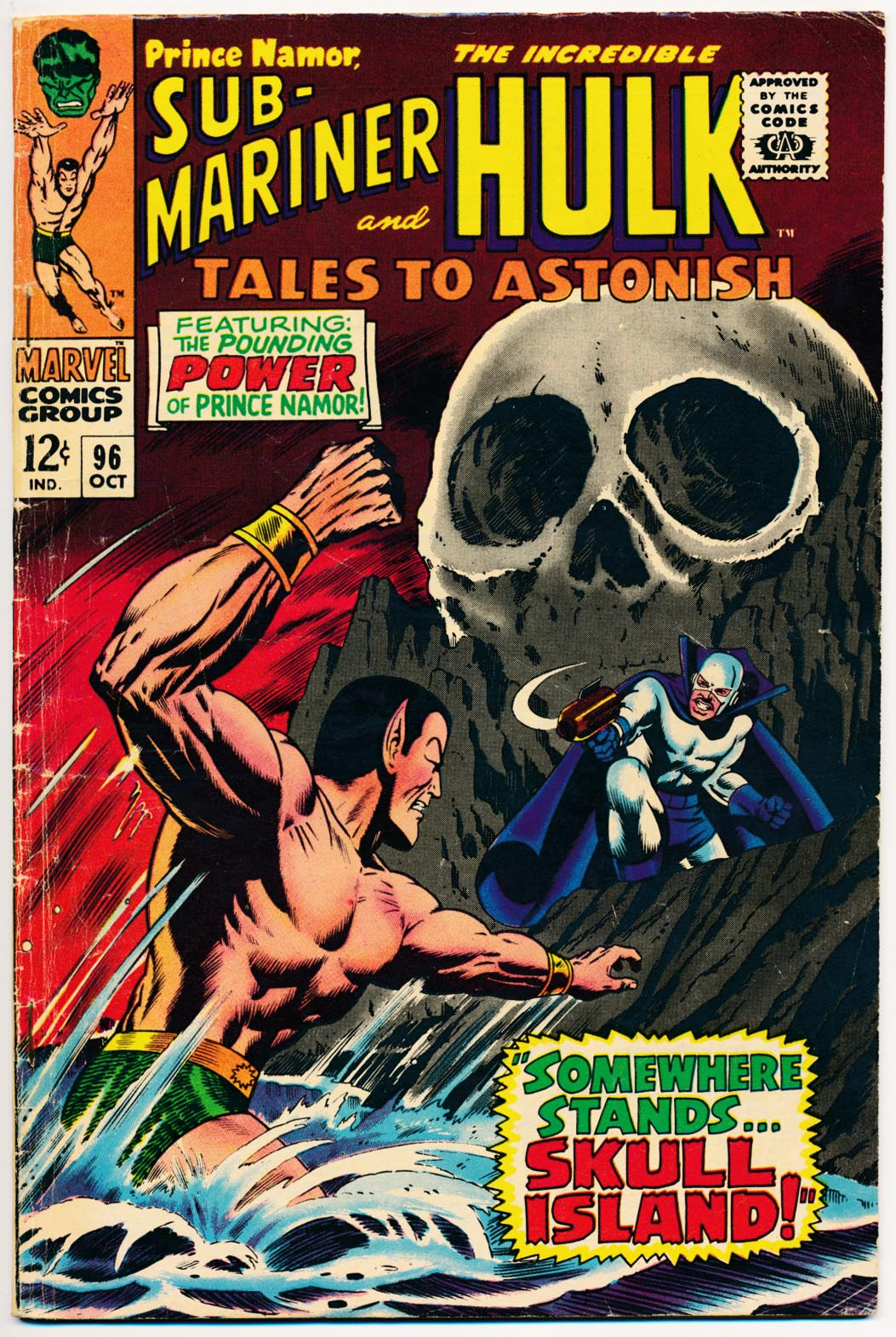 Tales To Astonish 96 -VG