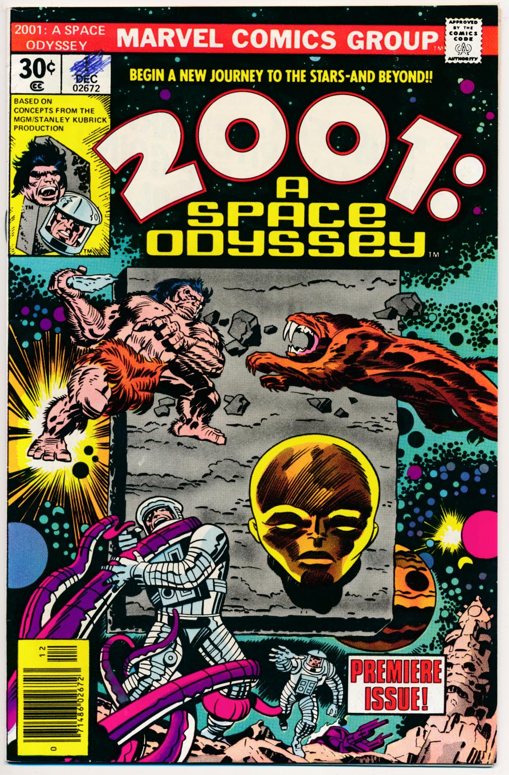 2001 A Space Odyssey 1 -VG