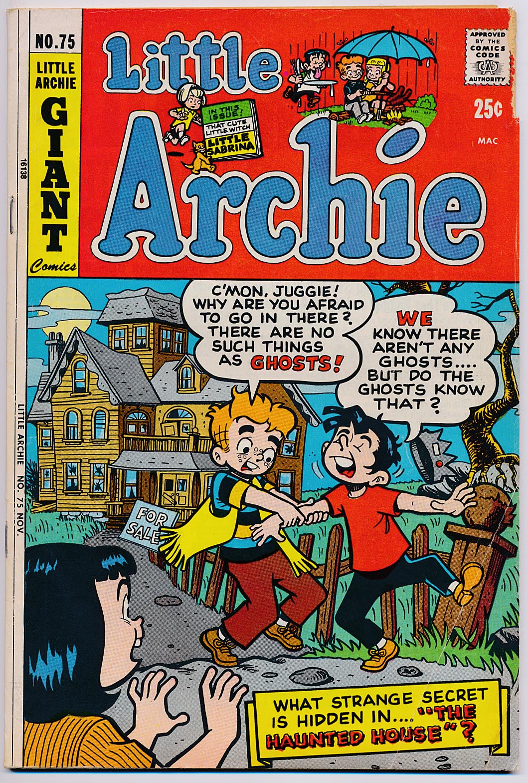 Little Archie 75 (Giant) -VG