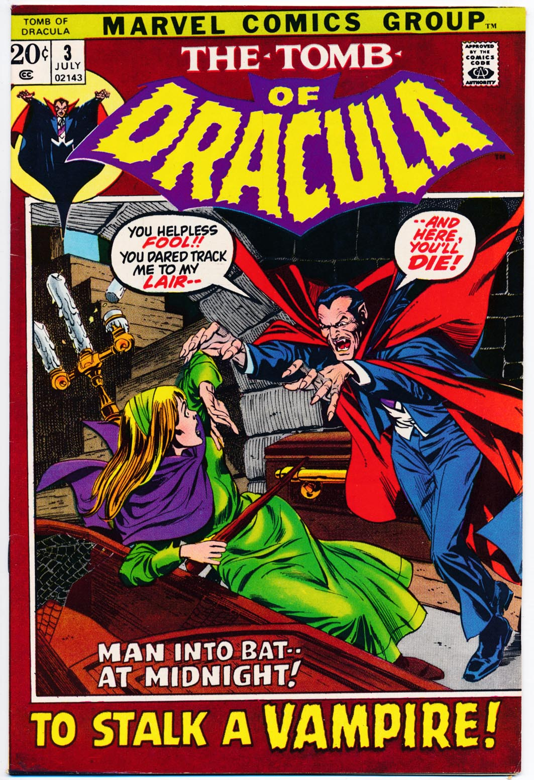Tomb Of Dracula 3 -VF