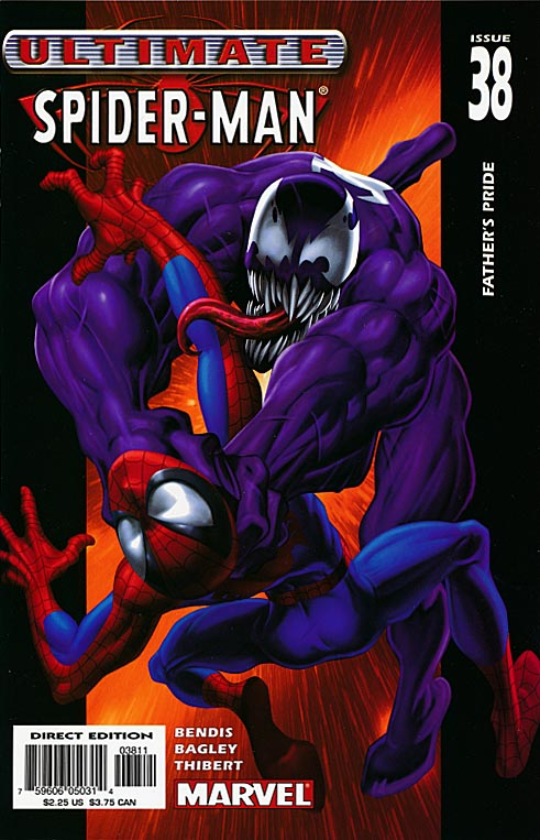 Ultimate Spider-Man 38 -NM