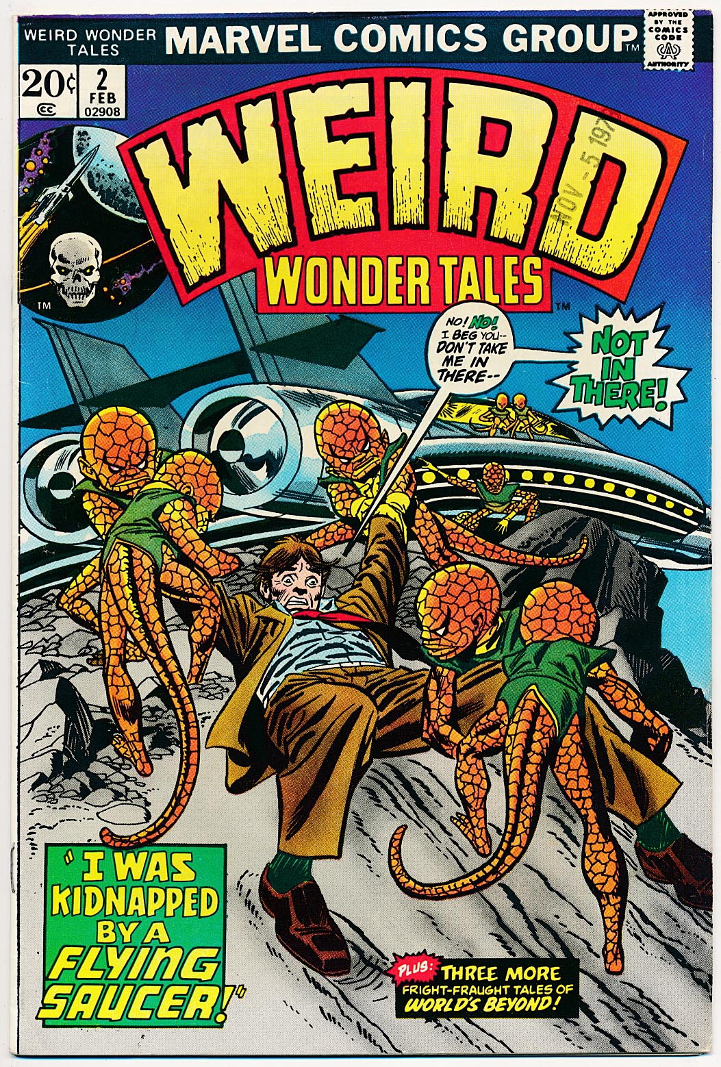 Weird Wonder Tales 2 -VG