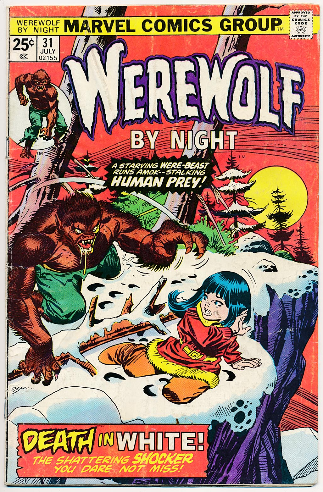 Werewolf By Night 31 -FR