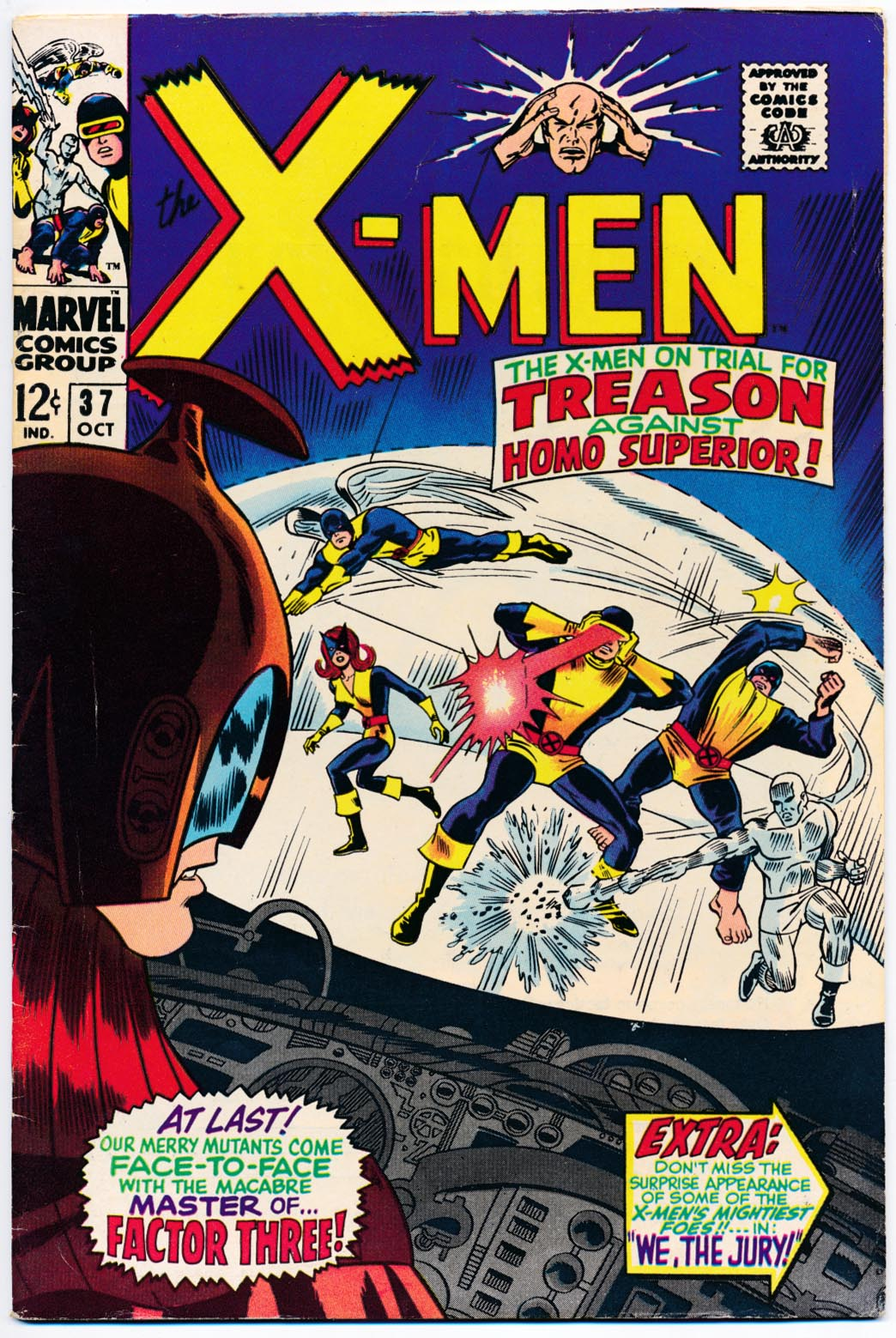 X-Men vol 1 - 37 -VF