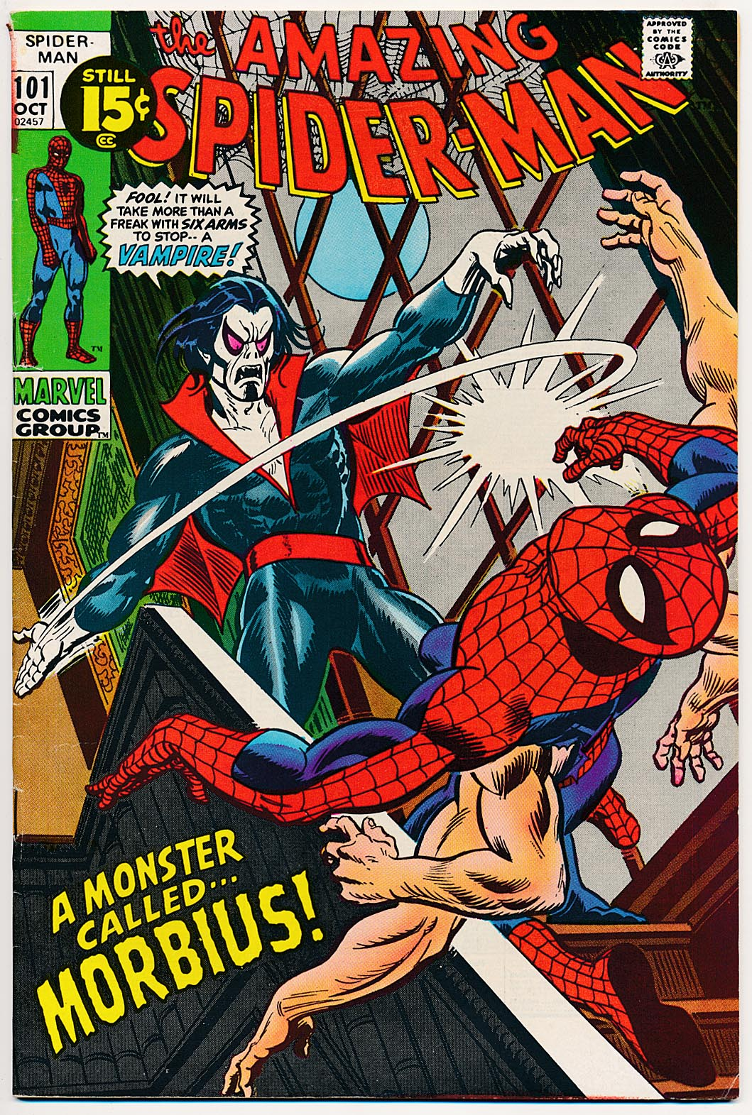 Amazing Spider-Man 101 -VF