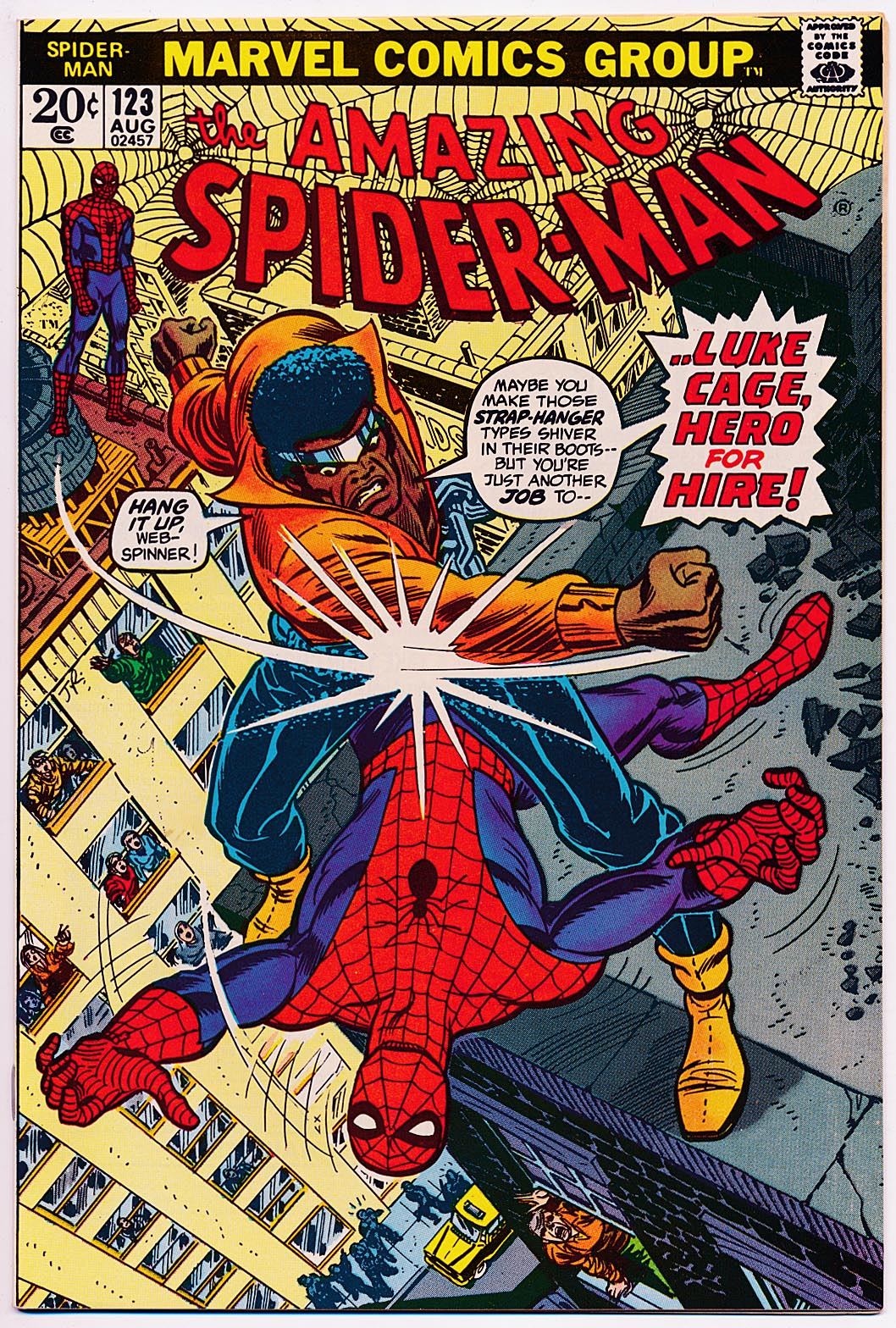 Amazing Spider-Man 123 -NM