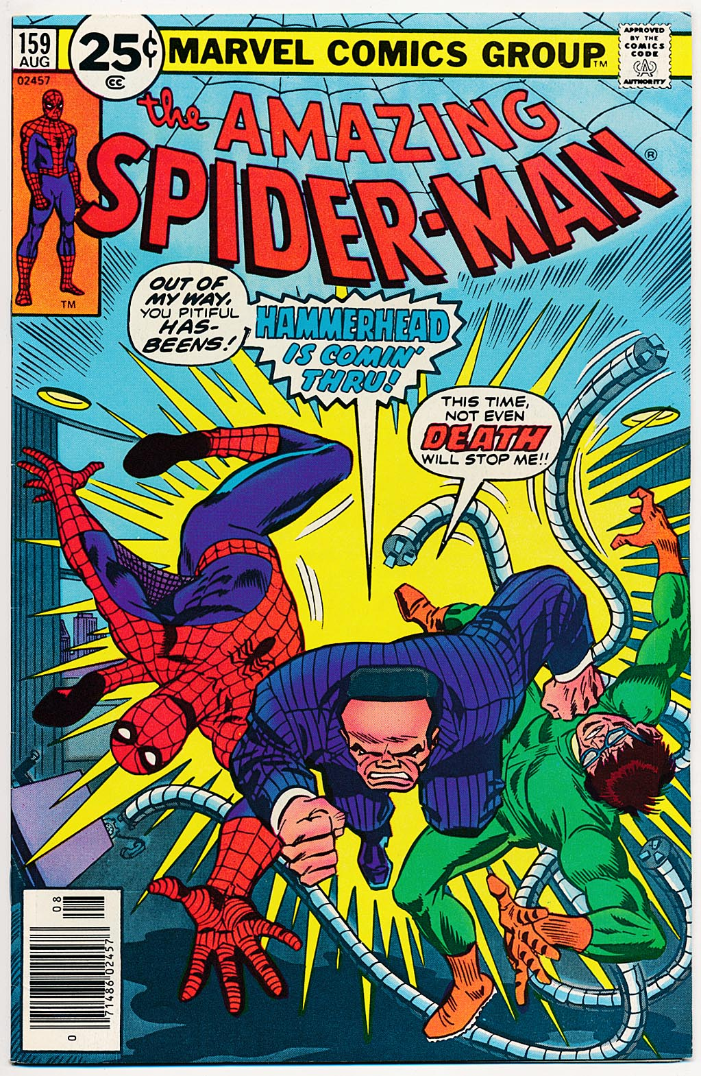 Amazing Spider-Man 159 -VF