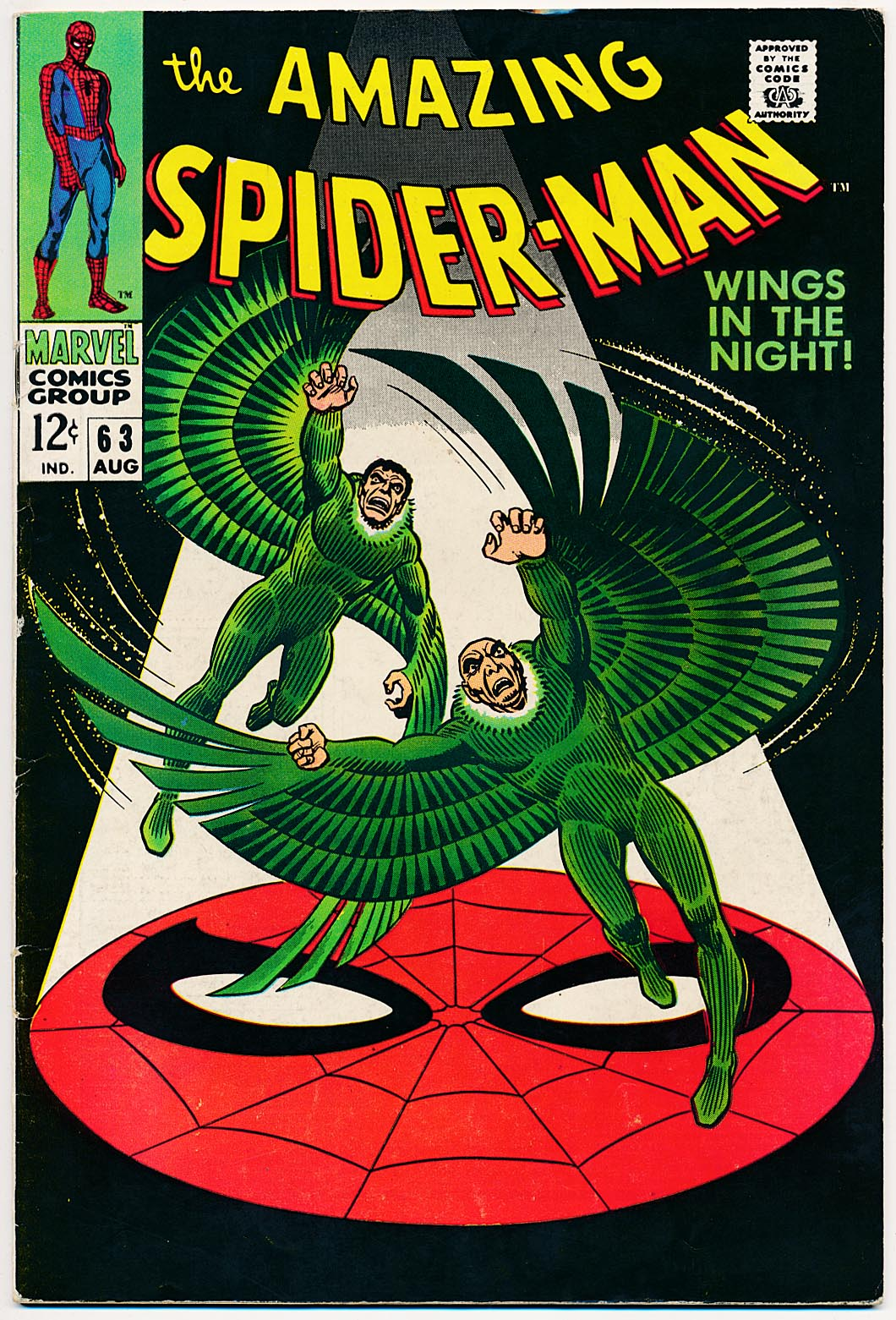 Amazing Spider-Man 63 -VF