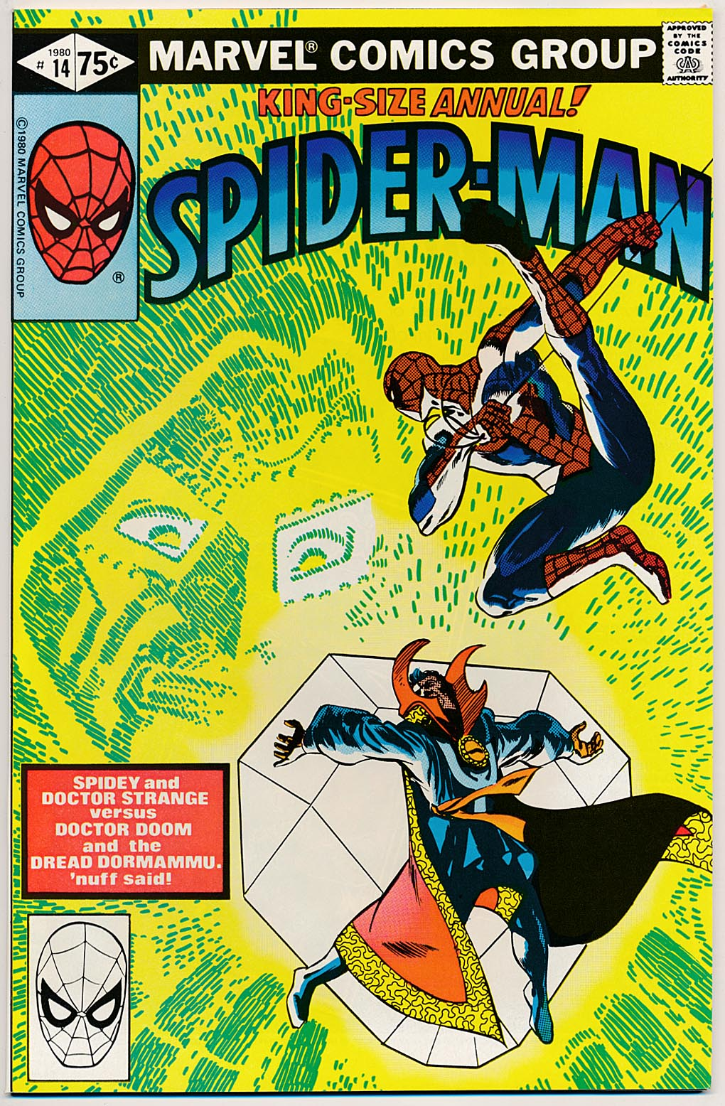 Amazing Spider-Man King-Size Annual 14 -NM