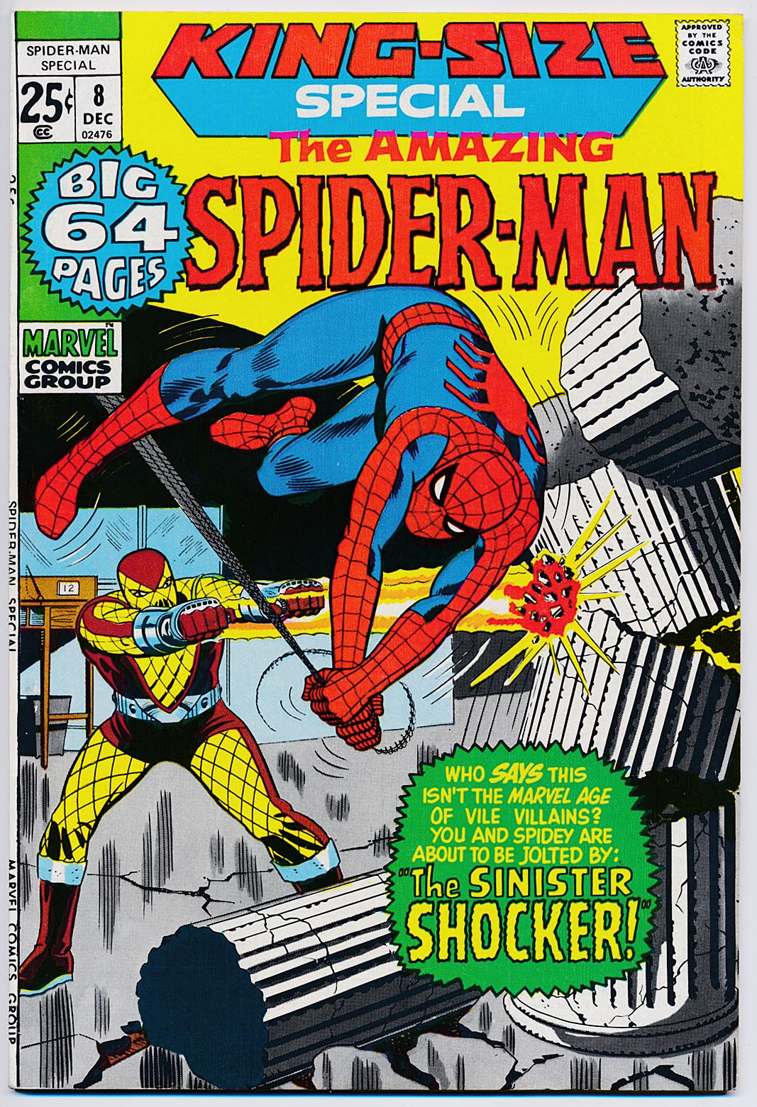 Amazing Spider-Man King-Size Special 8 -NM