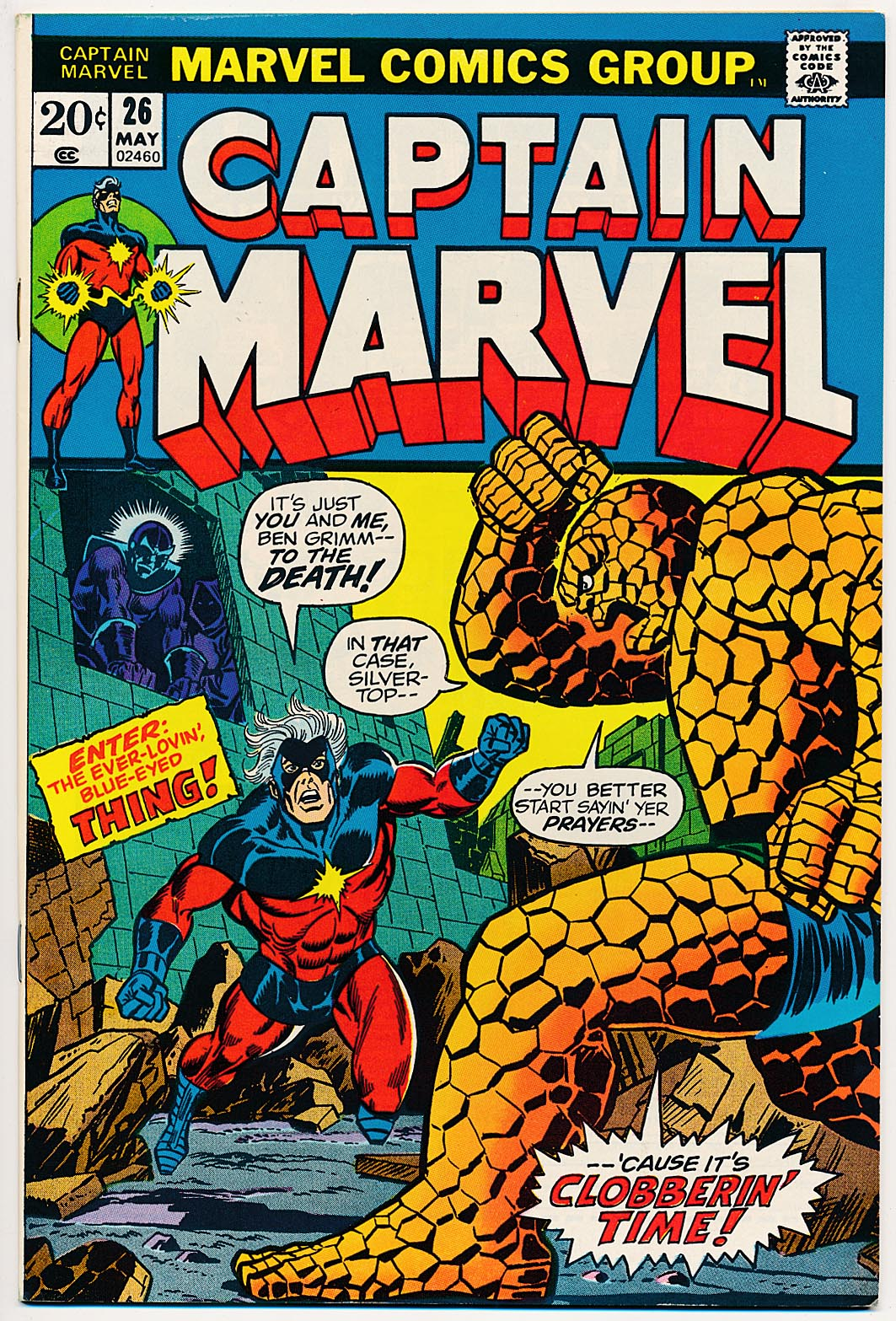 Captain Marvel 26 -VFNM