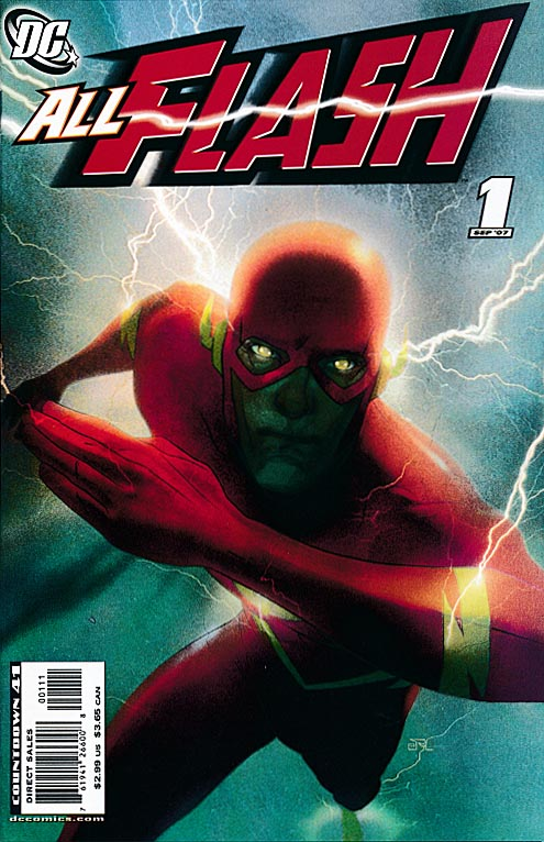 All Flash vol 2 - 1 (of 1 ) (Josh Middleton Cover)