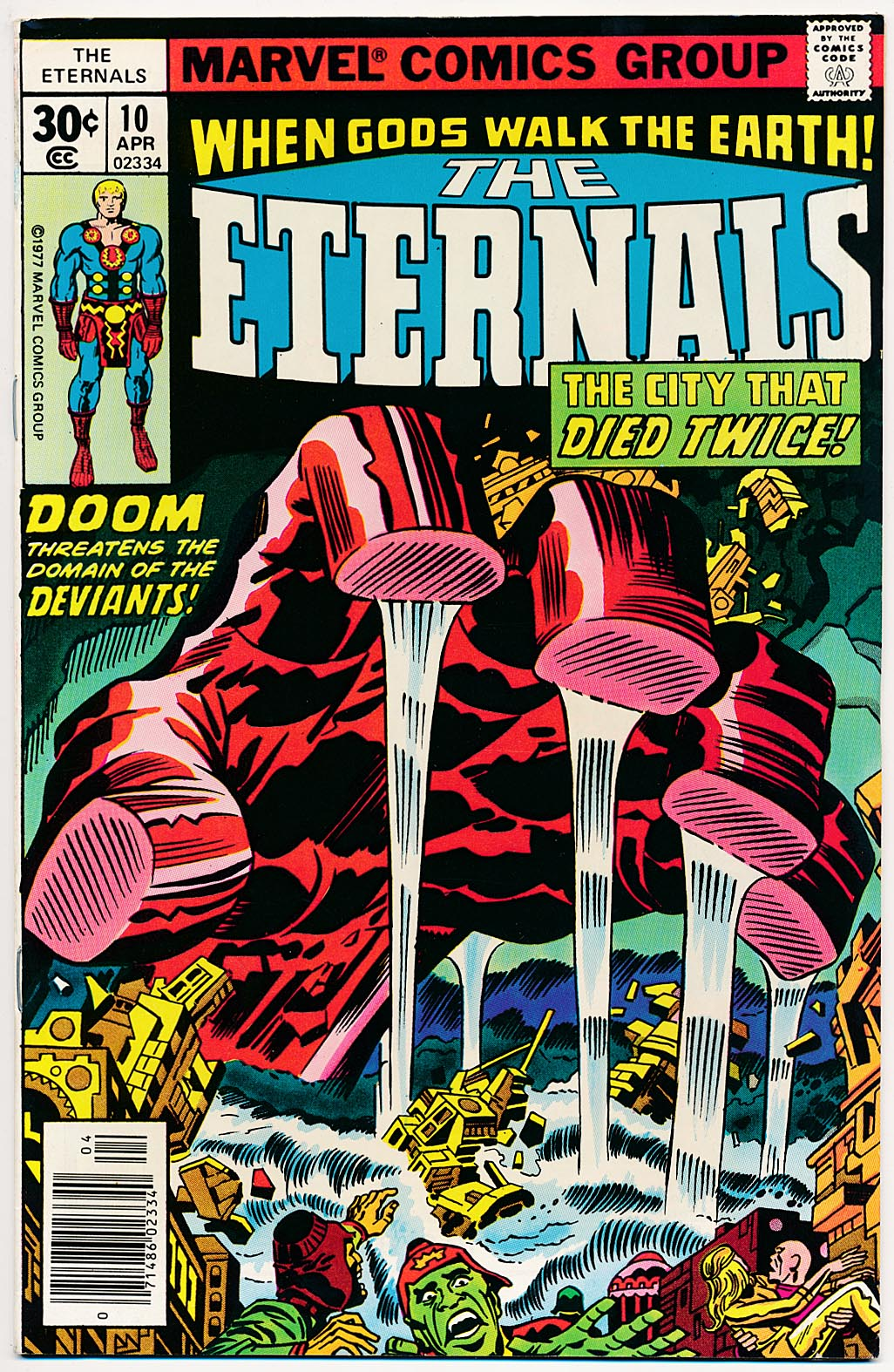 Eternals vol 1 - 10 --VF