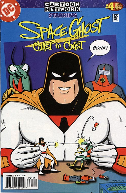 Cartoon Network (DC) 4 (Space Ghost)