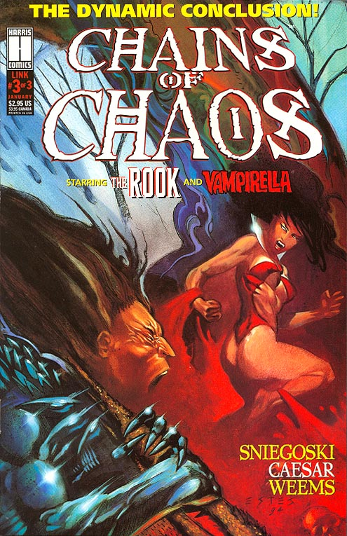 Chains Of Chaos 3 (of 3 )