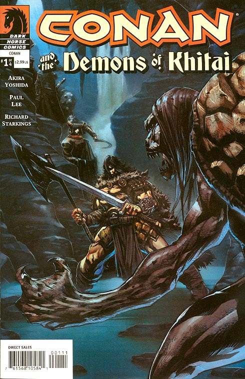 Conan and the Demons of Khitai 1 (of 4 )
