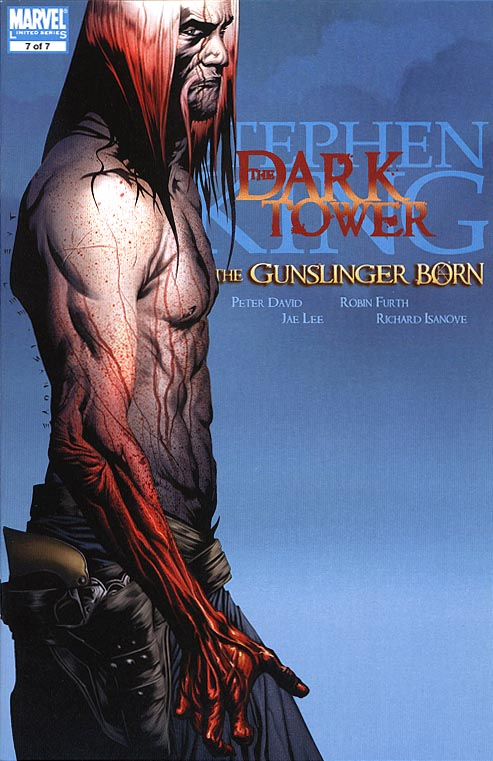 Dark Tower The Gunslinger Born 7 (of 7 ) (Stephen King)