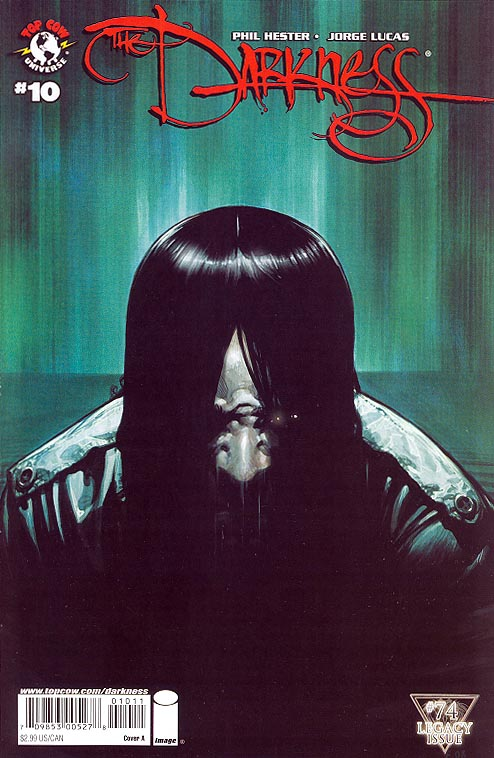 Darkness vol 4 - 10 A (Also numbered 74 )