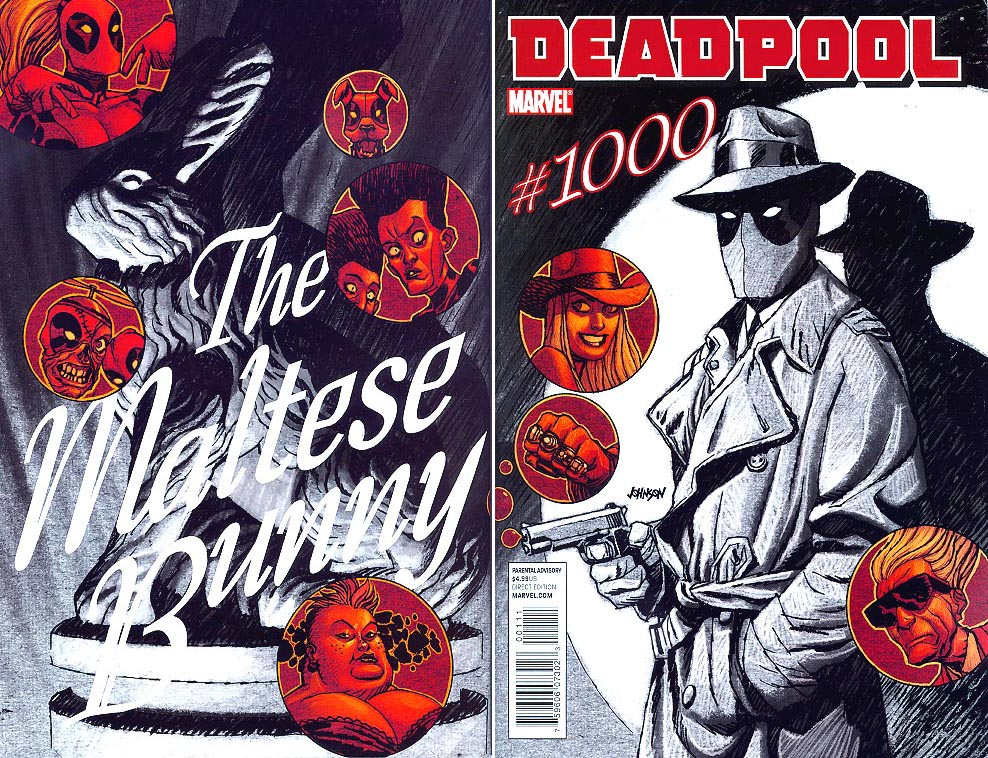 Deadpool vol 3 - 1000