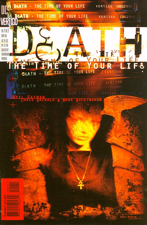 Death The Time of Your Life 1 (of 3 )