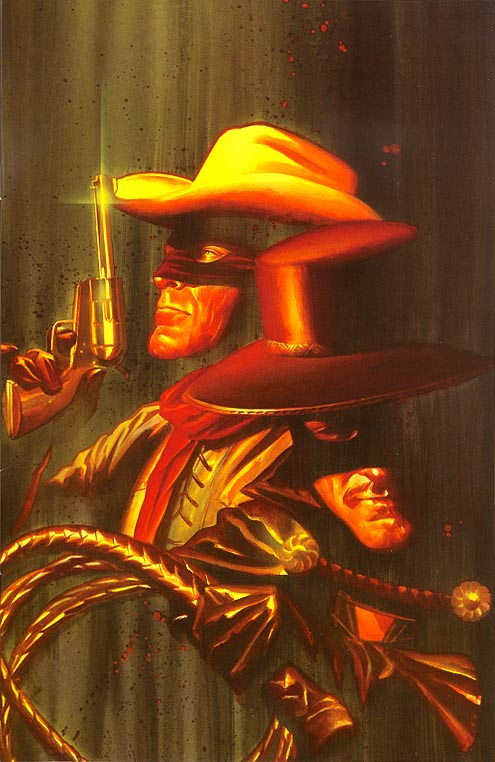 Death of Zorro 1 ( 1 in 10 Incentive Ross Virgin Variant)