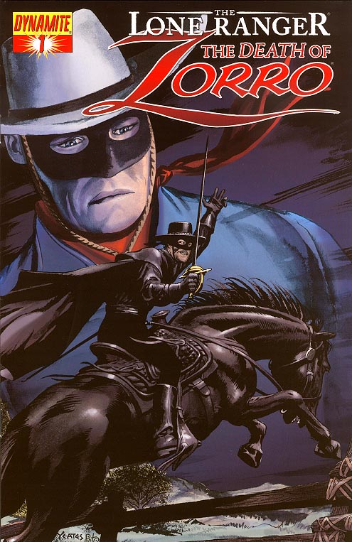 Death of Zorro 1 ( 1 in 10 Incentive Yeates Variant)
