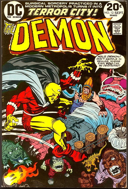 Demon vol 1 - 12