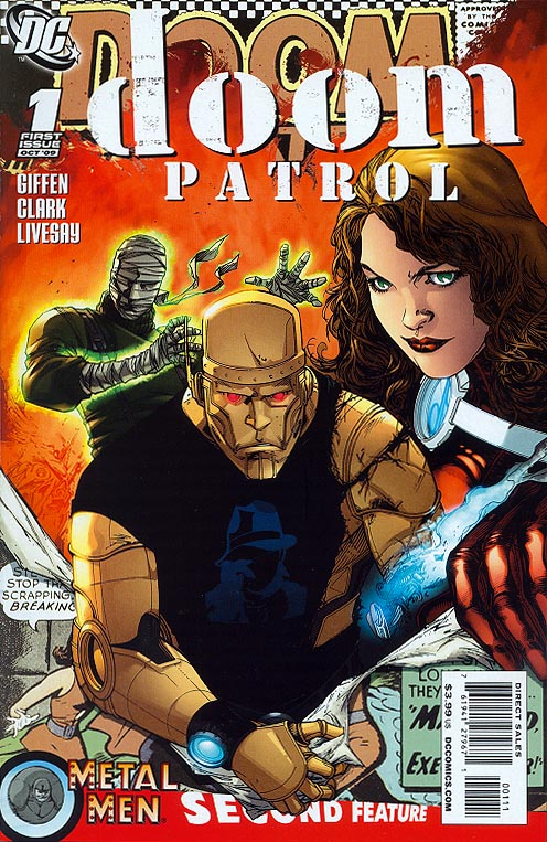 Doom Patrol vol 5 - 1